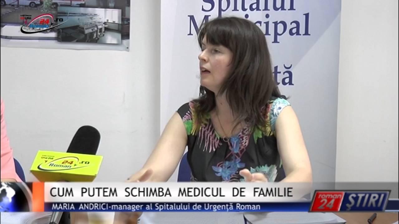 CUM PUTEM SCHIMBA MEDICUL DE FAMILIE