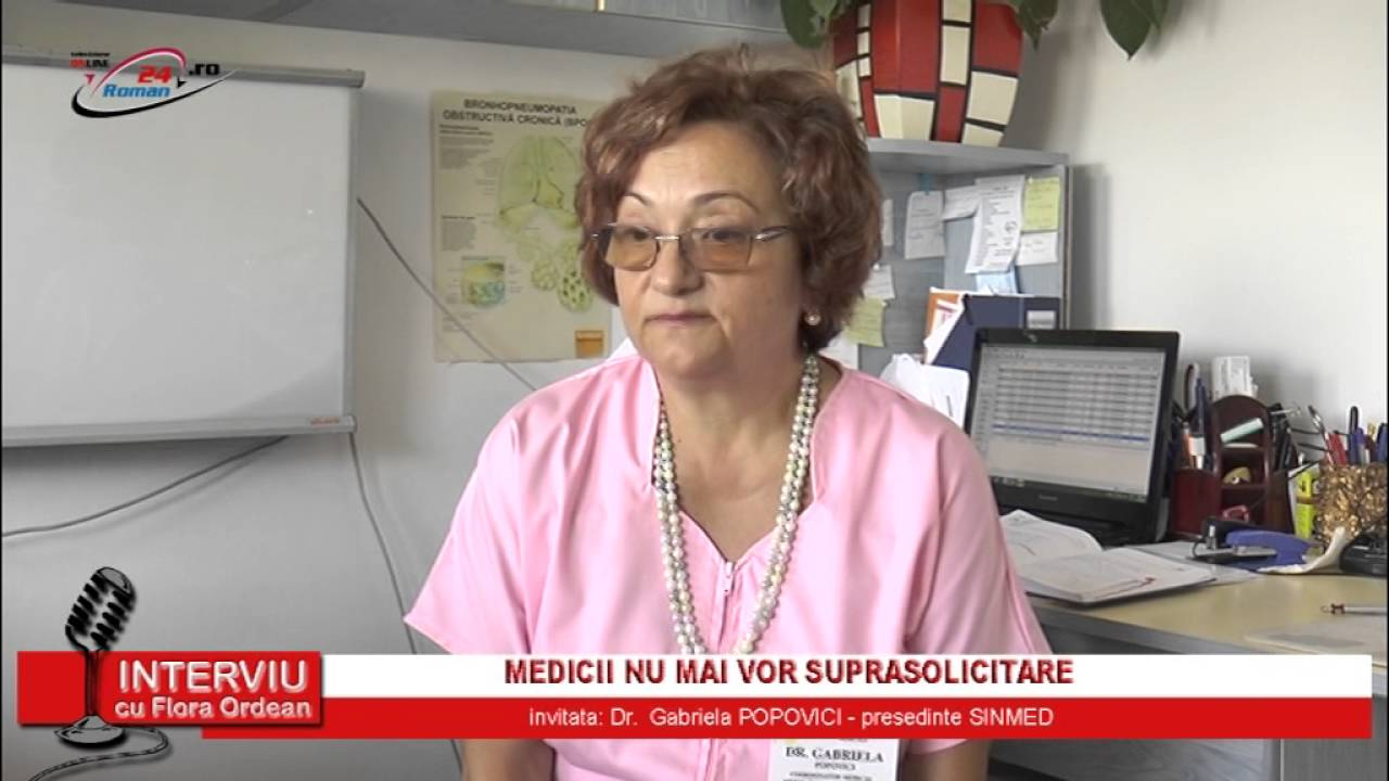 INTERVIU CU FLORA ORDEAN – 26.07.2016