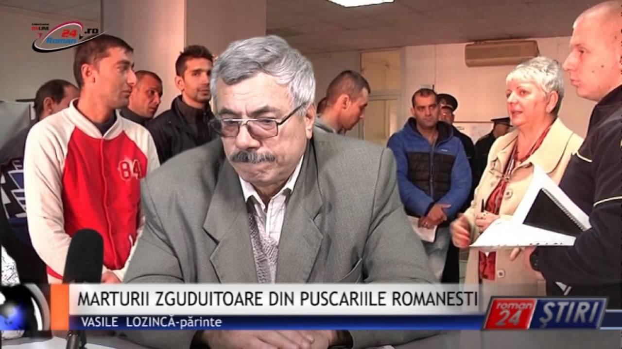 MARTURII ZGUDUITOARE DIN PUSCARIILE ROMANESTI