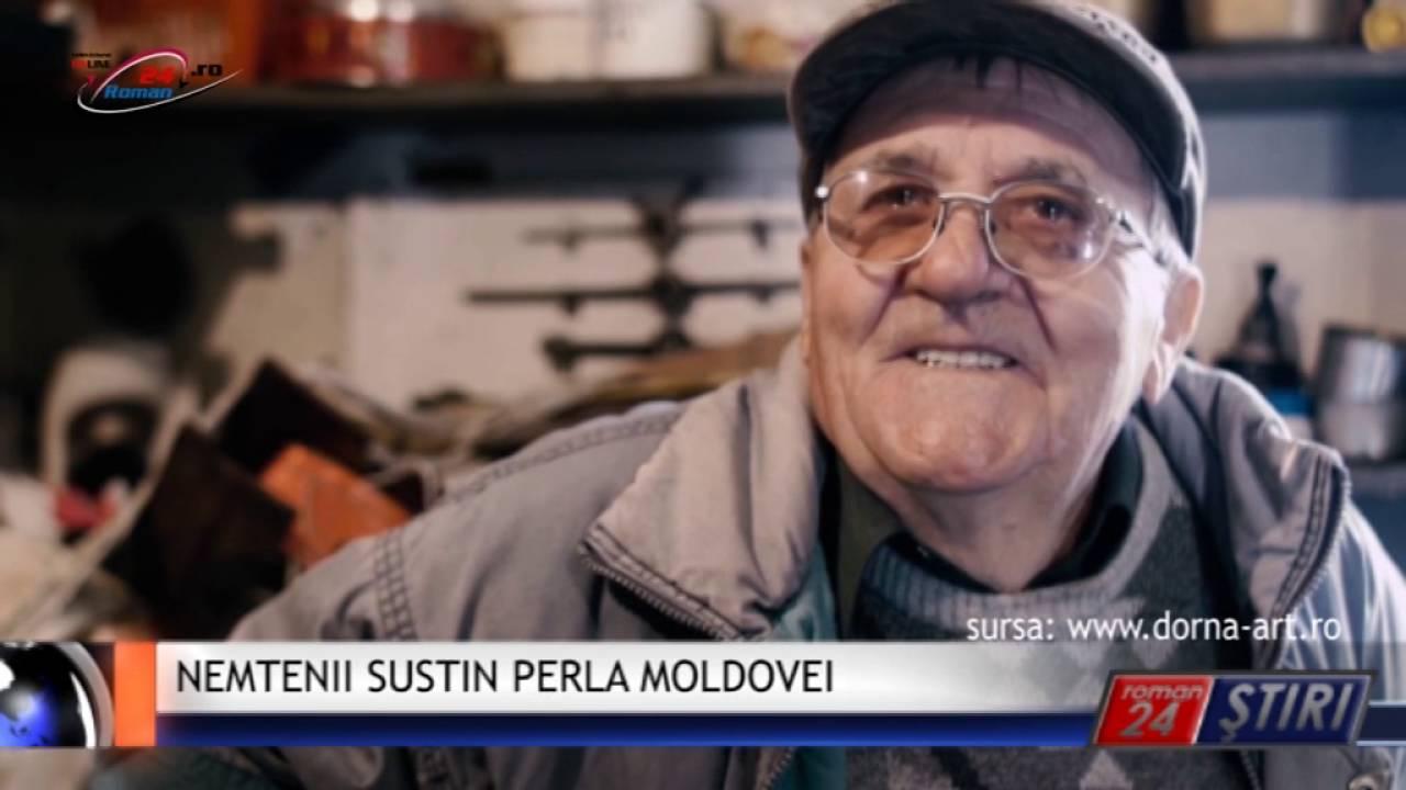 NEMTENII SUSTIN PERLA MOLDOVEI