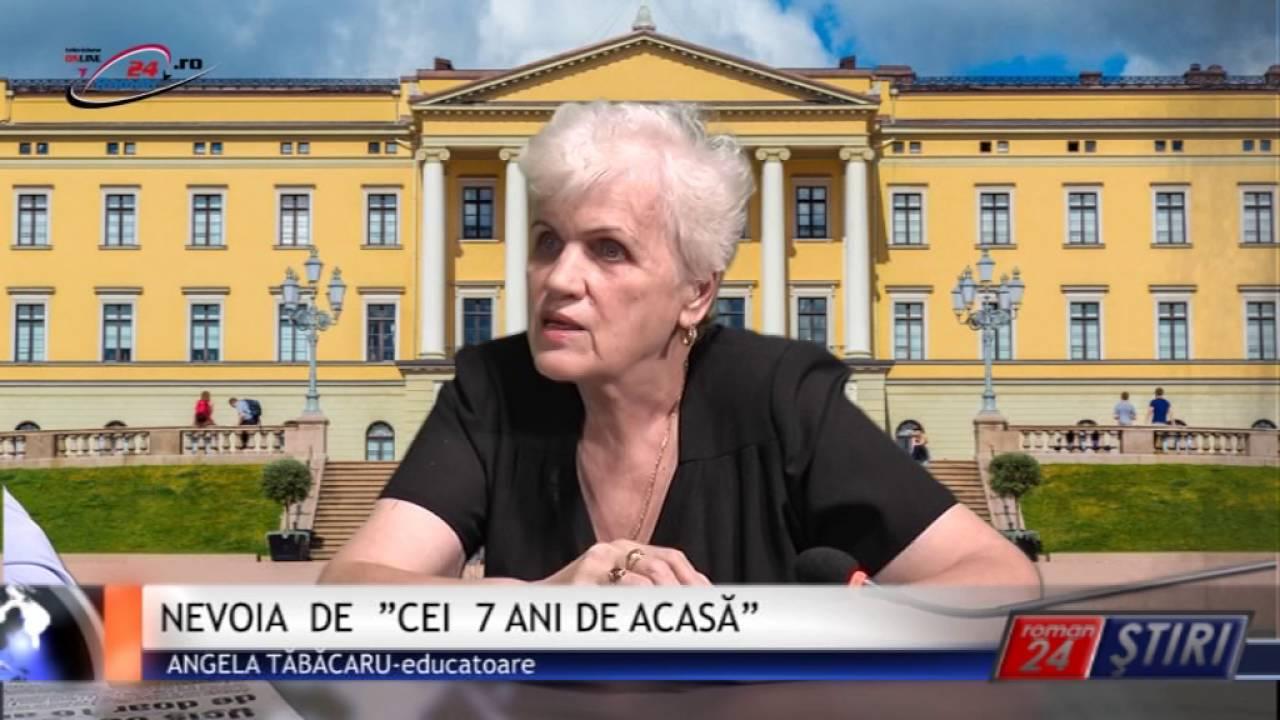 """NEVOIA DE """"CEI 7 ANI DE ACASĂ"""""""