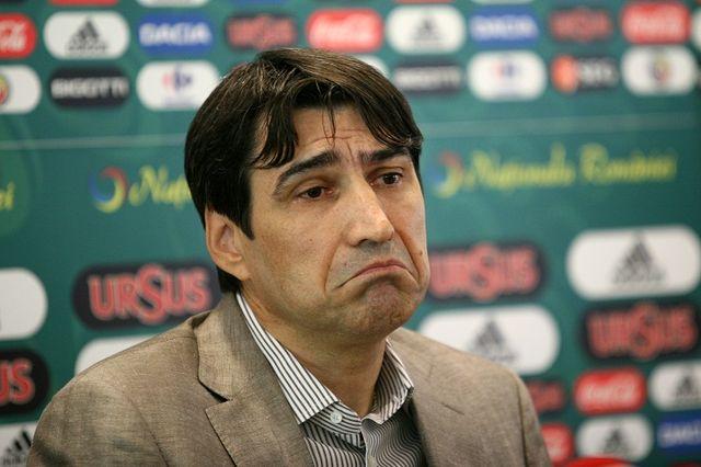 Conducerea clubului Al-Ittihad a hotarat sa renunte la Victor Piturca.