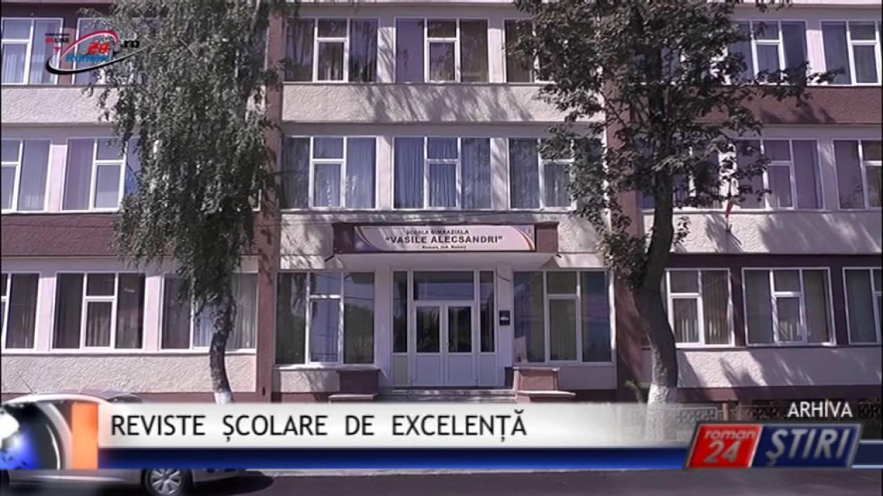 REVISTE ȘCOLARE DE EXCELENȚĂ