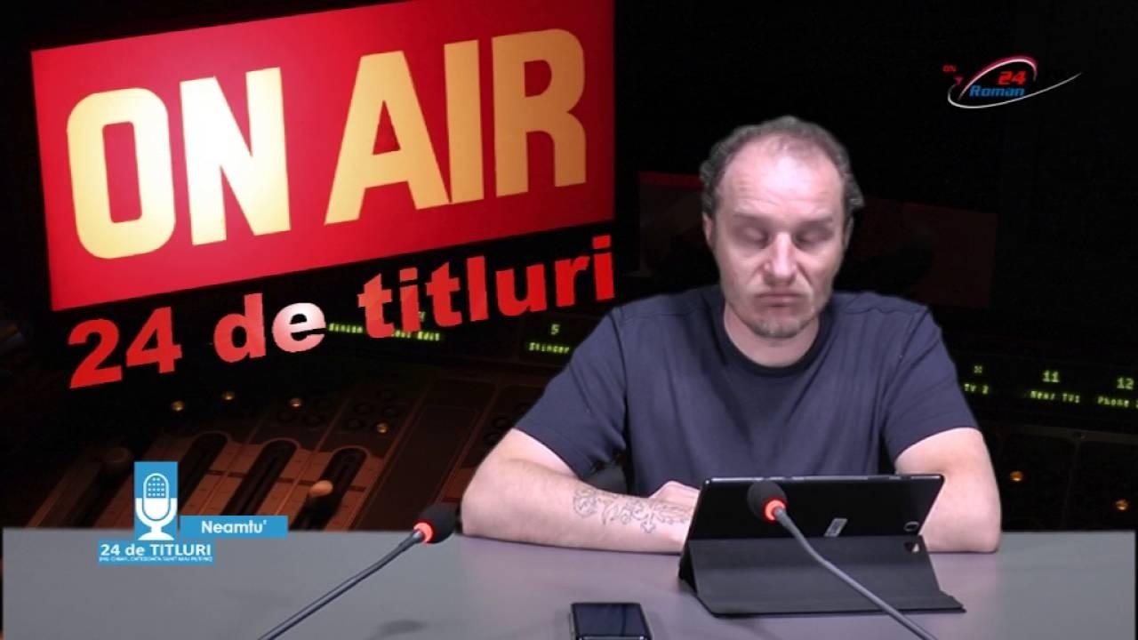24 TITLURI – 30.08.2016