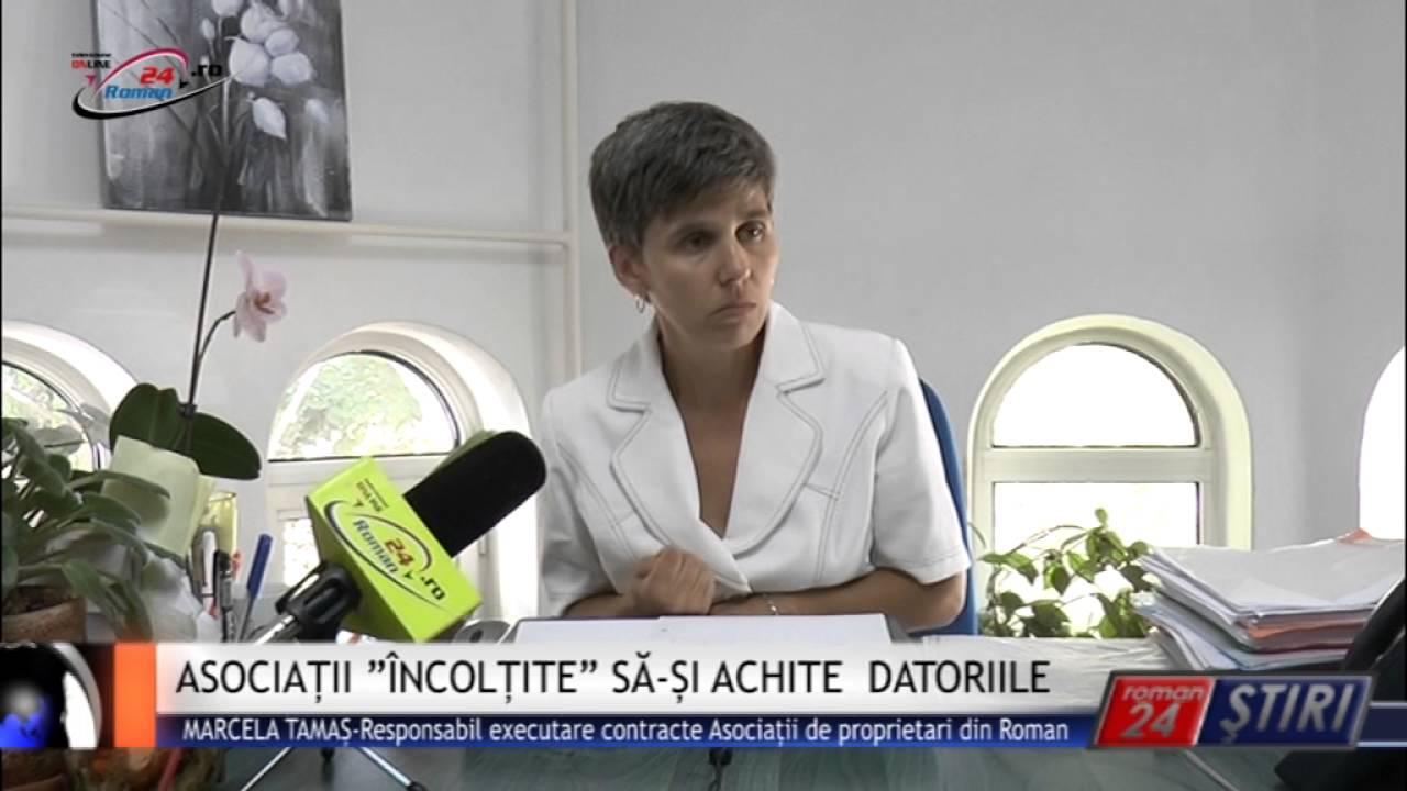 """ASOCIAȚII """"ÎNCOLȚITE"""" SĂ-ȘI ACHITE DATORIILE"""