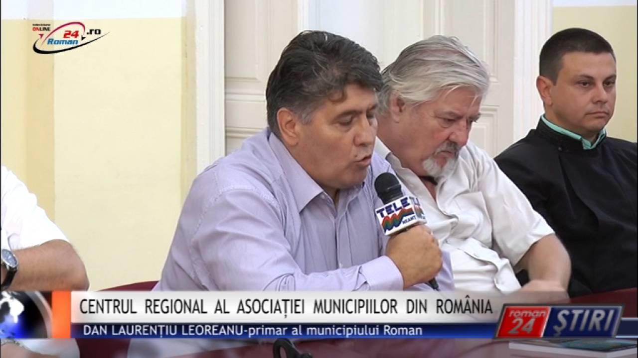 CENTRUL REGIONAL AL ASOCIAȚIEI MUNICIPIILOR DIN ROMÂNIA