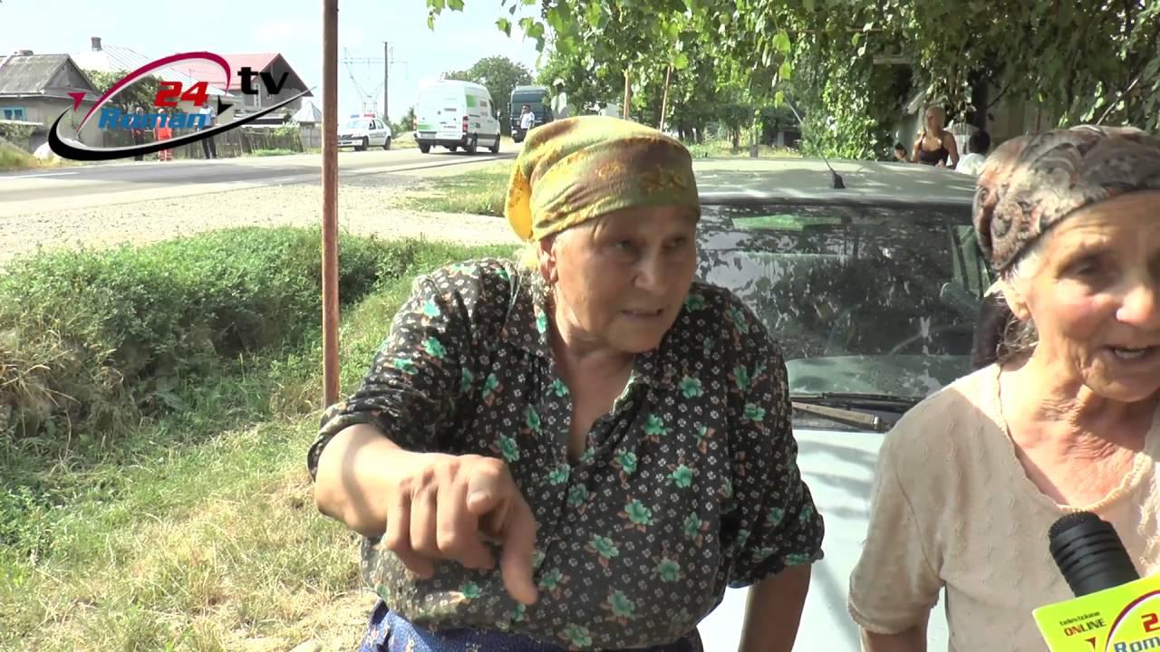 Grav accident de circulatie langa Hanul Ancutei