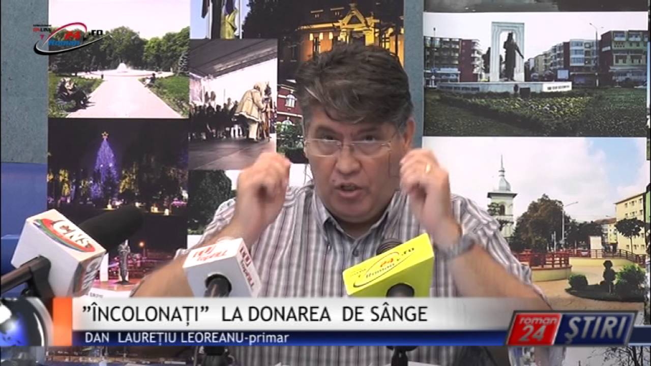 """ÎNCOLONAȚI"" LA DONAREA DE SÂNGE"