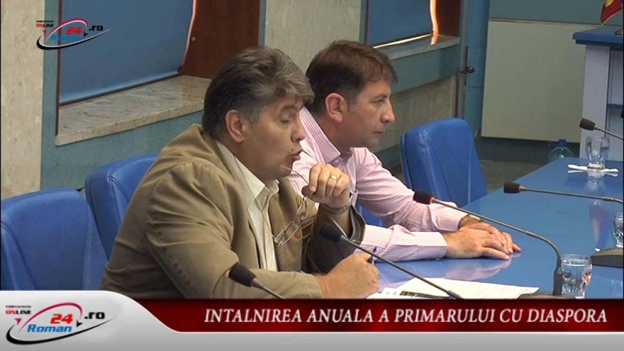 INTALNIREA PRIMARULUI CU DIASPORA 2016