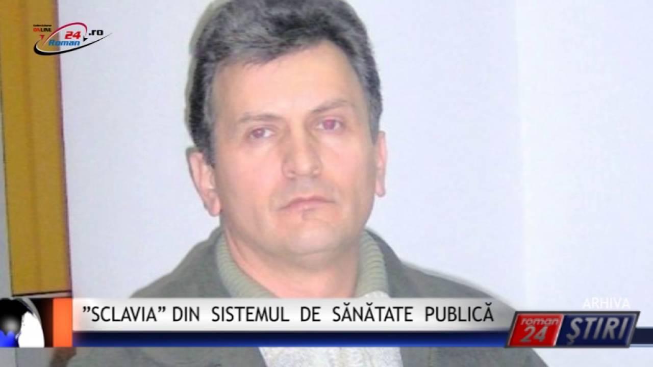 """""""SCLAVIA"""" DIN SISTEMUL DE SĂNĂTATE PUBLICĂ"""