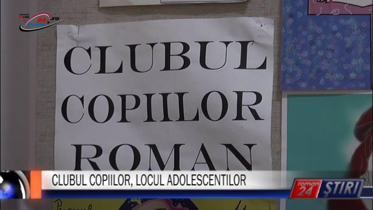 CLUBUL COPIILOR, LOCUL ADOLESCENTILOR