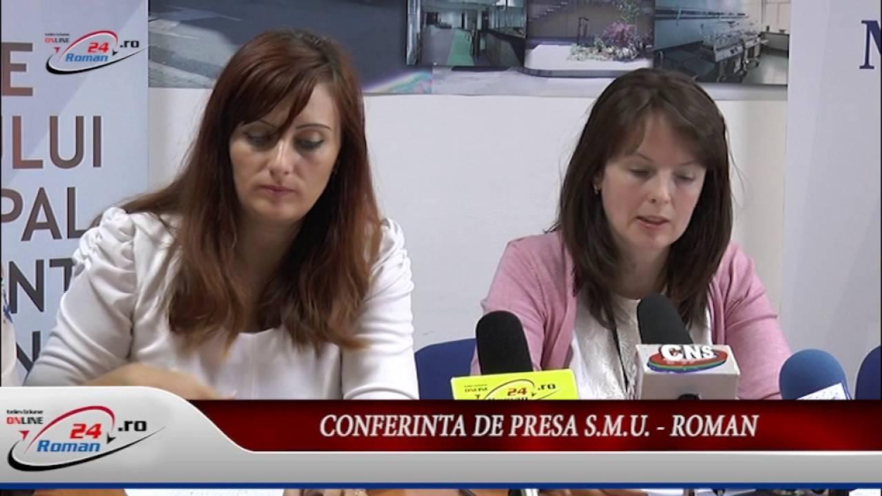 Conferinta de presa SMUR – 1.09.2016