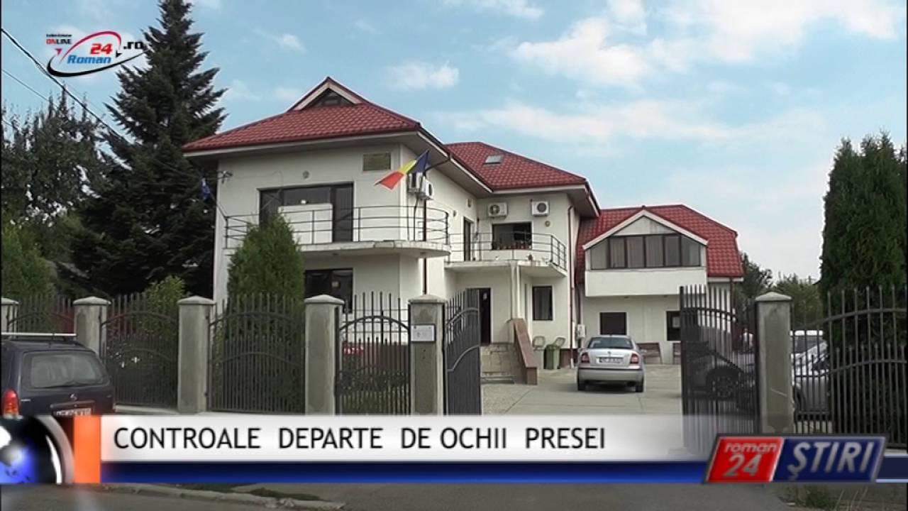 CONTROALE DEPARTE DE OCHII PRESEI