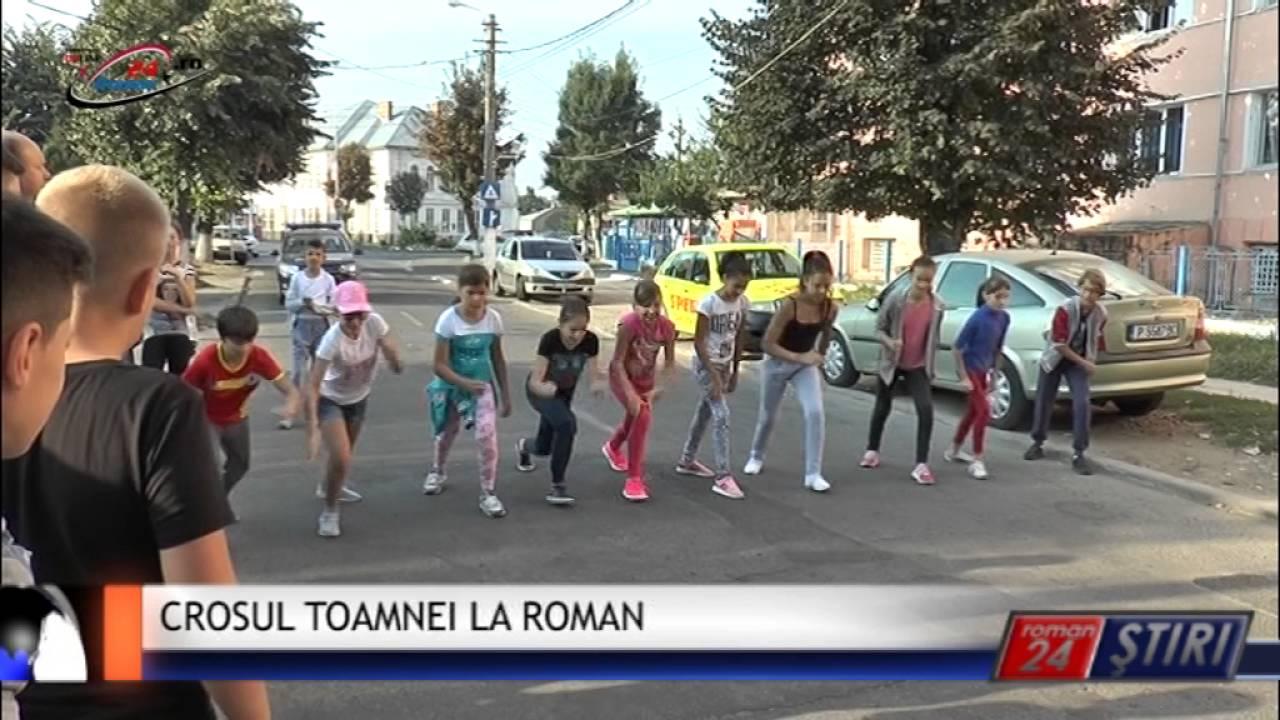 CROSUL TOAMNEI LA ROMAN