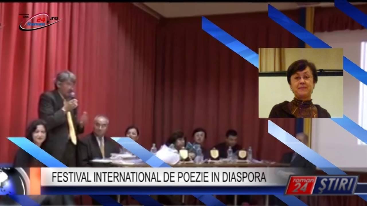 FESTIVAL INTERNATIONAL DE POEZIE IN DIASPORA