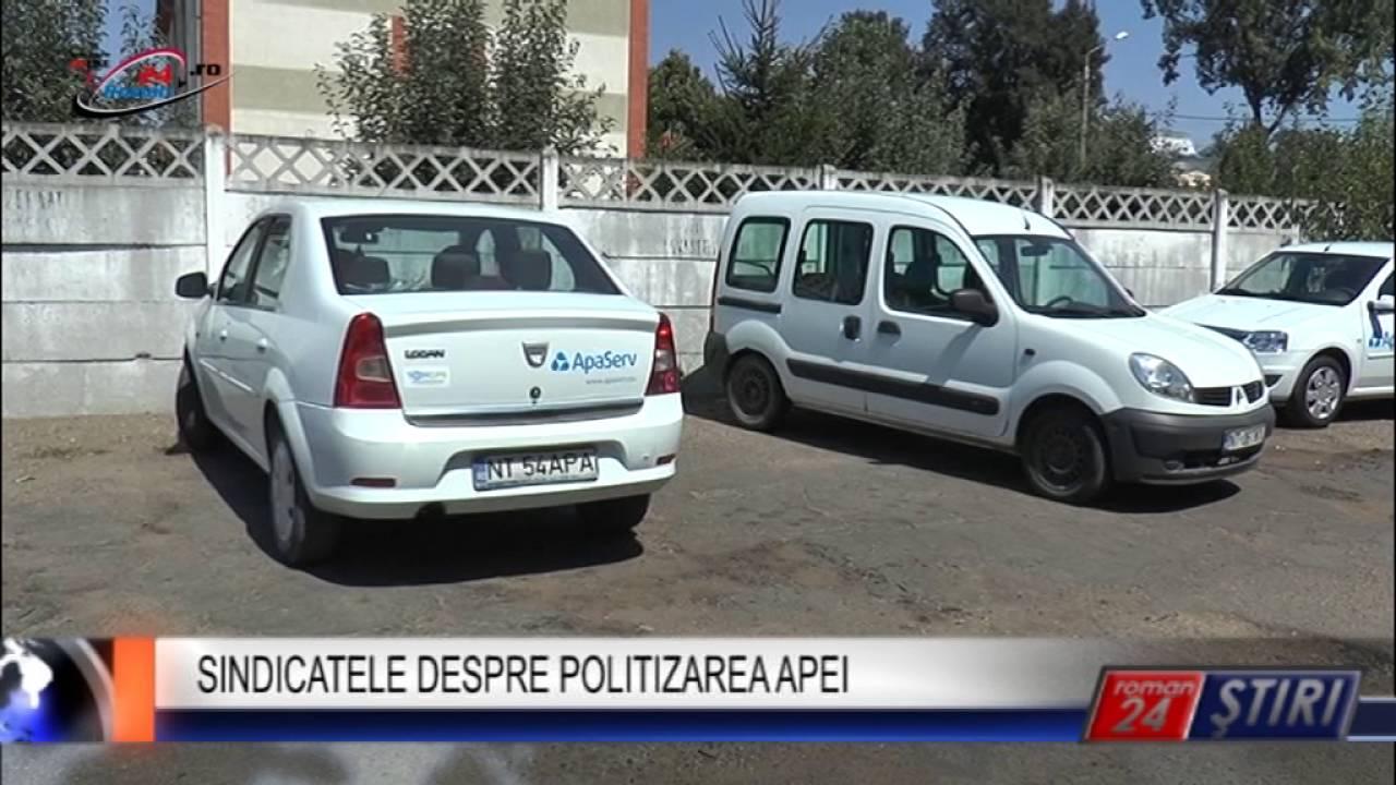 SINDICATELE DESPRE POLITIZAREA APE