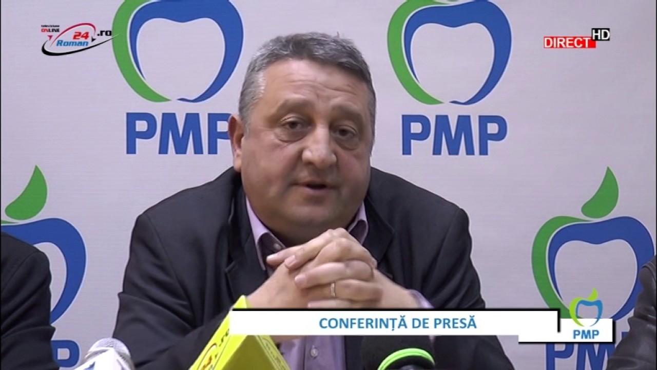 CONFERINTA DE PRESA PMP 28.10.2016