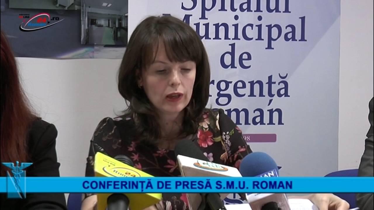 CONFERINTA DE PRESA SMUR 05.10.2016