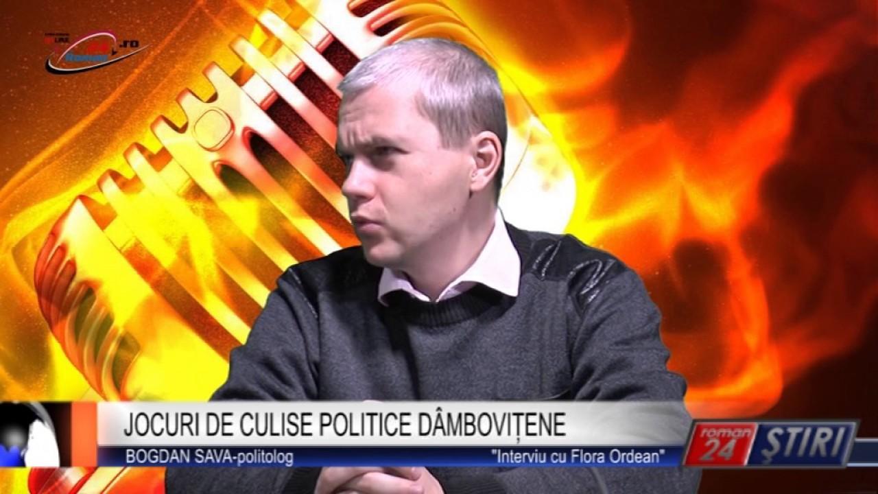 JOCURI DE CULISE POLITICE DÂMBOVIȚENE