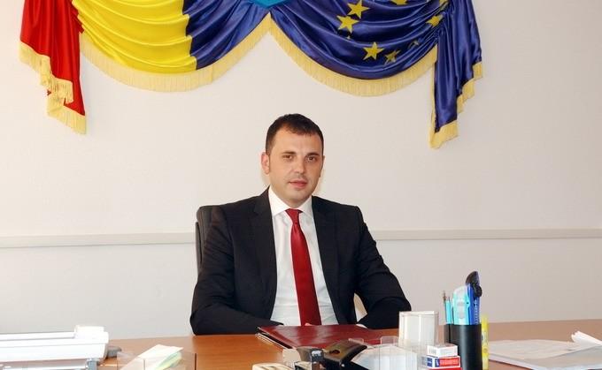 Scurt mandat de Subprefect pentru Vlad Ciurea