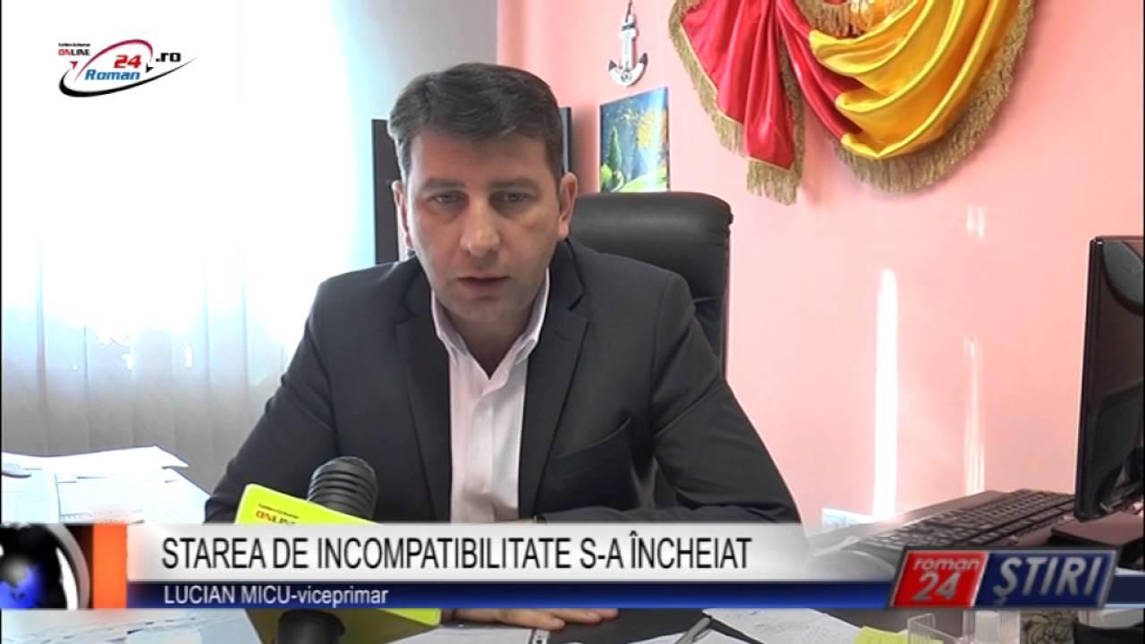 STAREA DE INCOMPATIBILITATE S-A ÎNCHEIAT