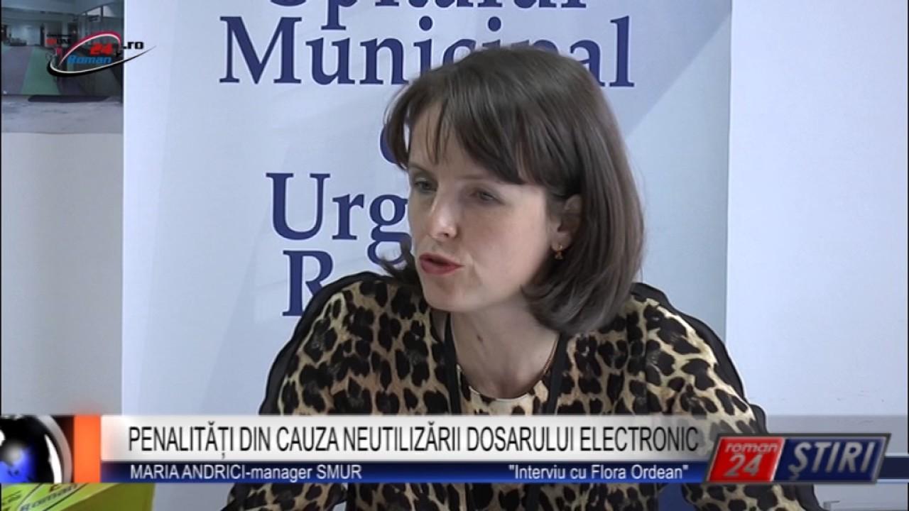 PENALITĂȚI DIN CAUZA NEUTILIZĂRII DOSARULUI ELECTRONIC
