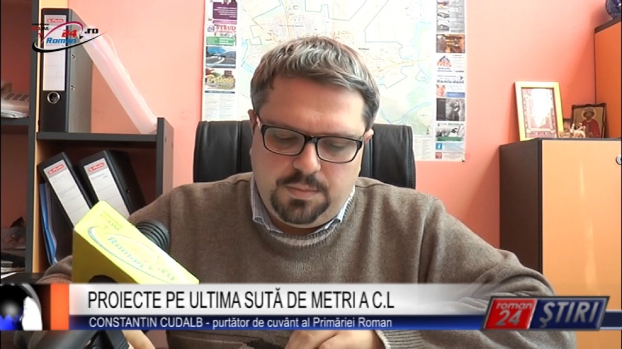 PROIECTE PE ULTIMA SUTĂ DE METRI A C.L