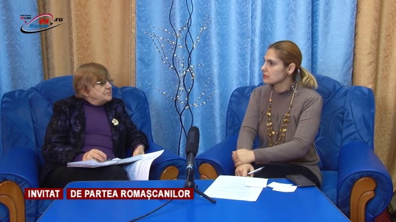 INVITAT DE PARTEA ROMASCANILOR – Partea II