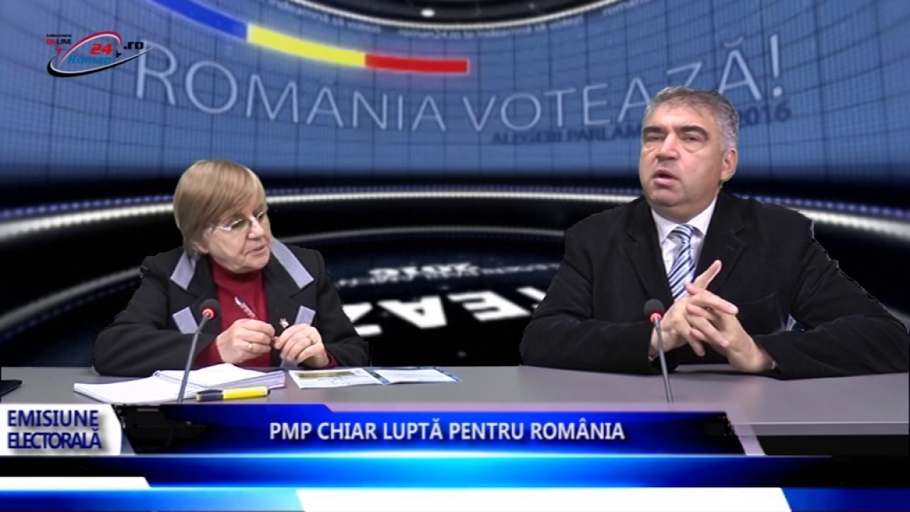 PMP CHIAR LUPTĂ PENTRU ROMÂNIA