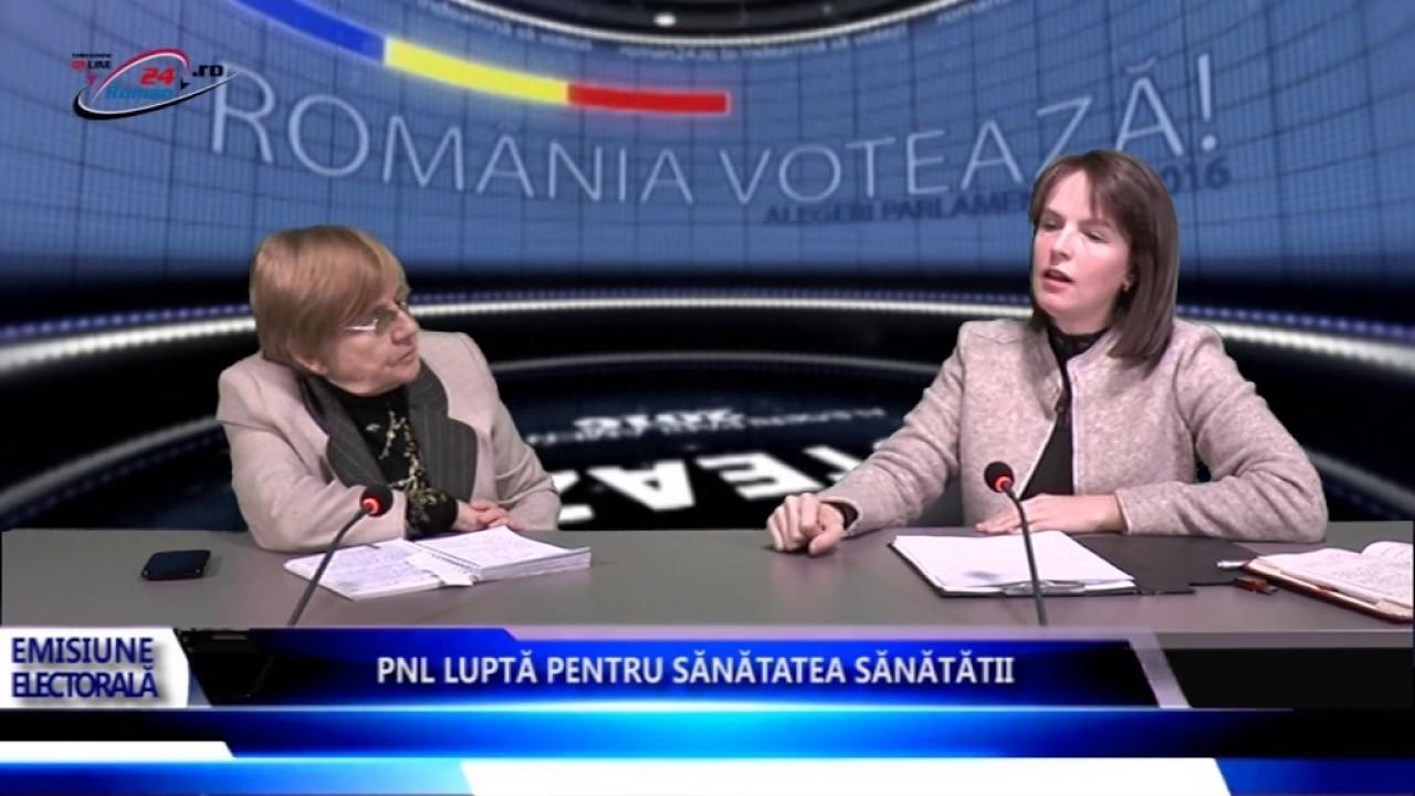 PNL LUPTĂ PENTRU SĂNĂTATEA SĂNĂTĂTII