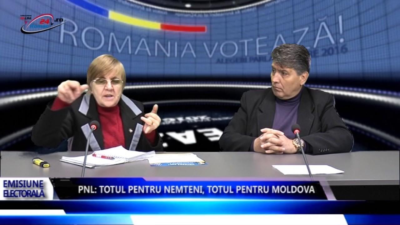 PNL TOTUL PENTRU NEMTENI, TOTUL PENTRU MOLDOVA