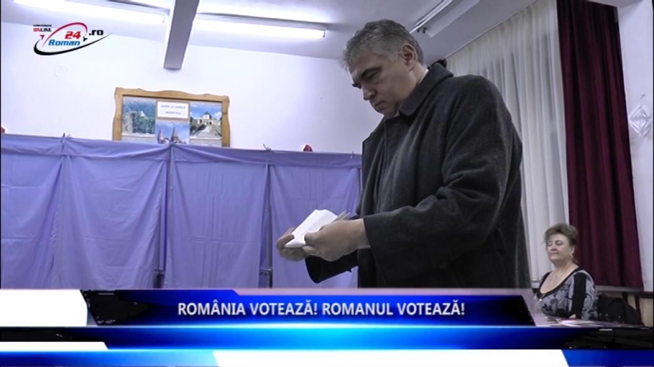 Romania Voteaza, Romanul Voteaza – Dorin Antal