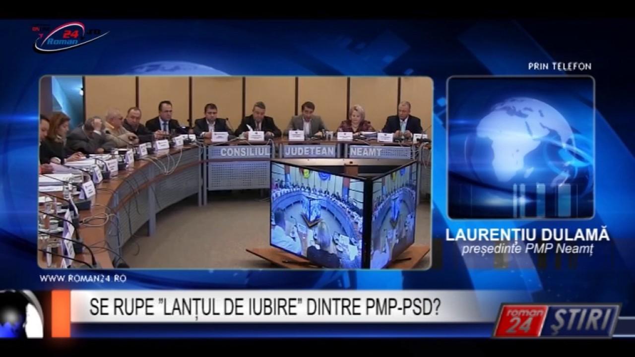 SE RUPE LANȚUL DE IUBIRE DINTRE PMP-PSD