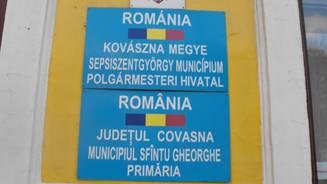 Proiect: Maghiara, limbă oficială în Ţinutul Secuiesc. Redactarea bilingvă, obligatorie