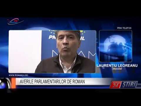 AVERILE PARLAMENTARILOR DE ROMAN
