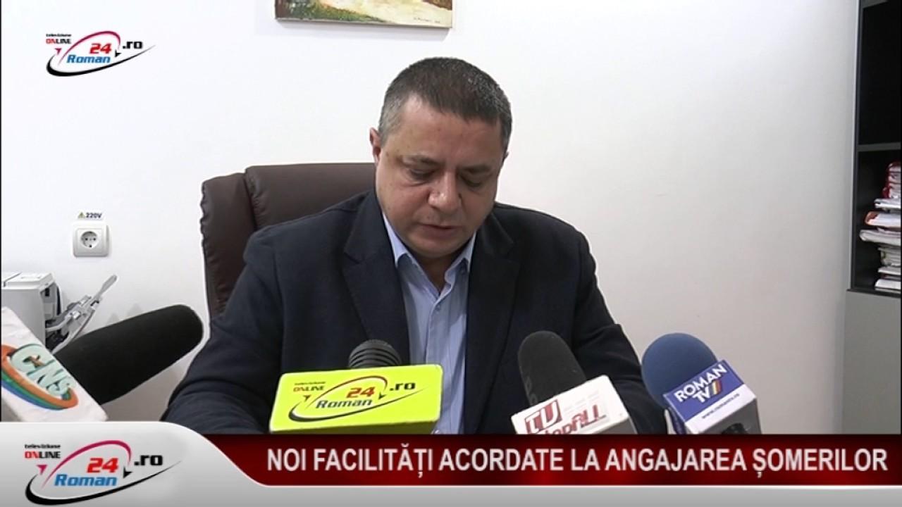 CONFERINȚĂ DE PRESĂ AJOFM – NOI FACILITĂȚI ACORDATE LA ANGAJAREA ȘOMERILOR