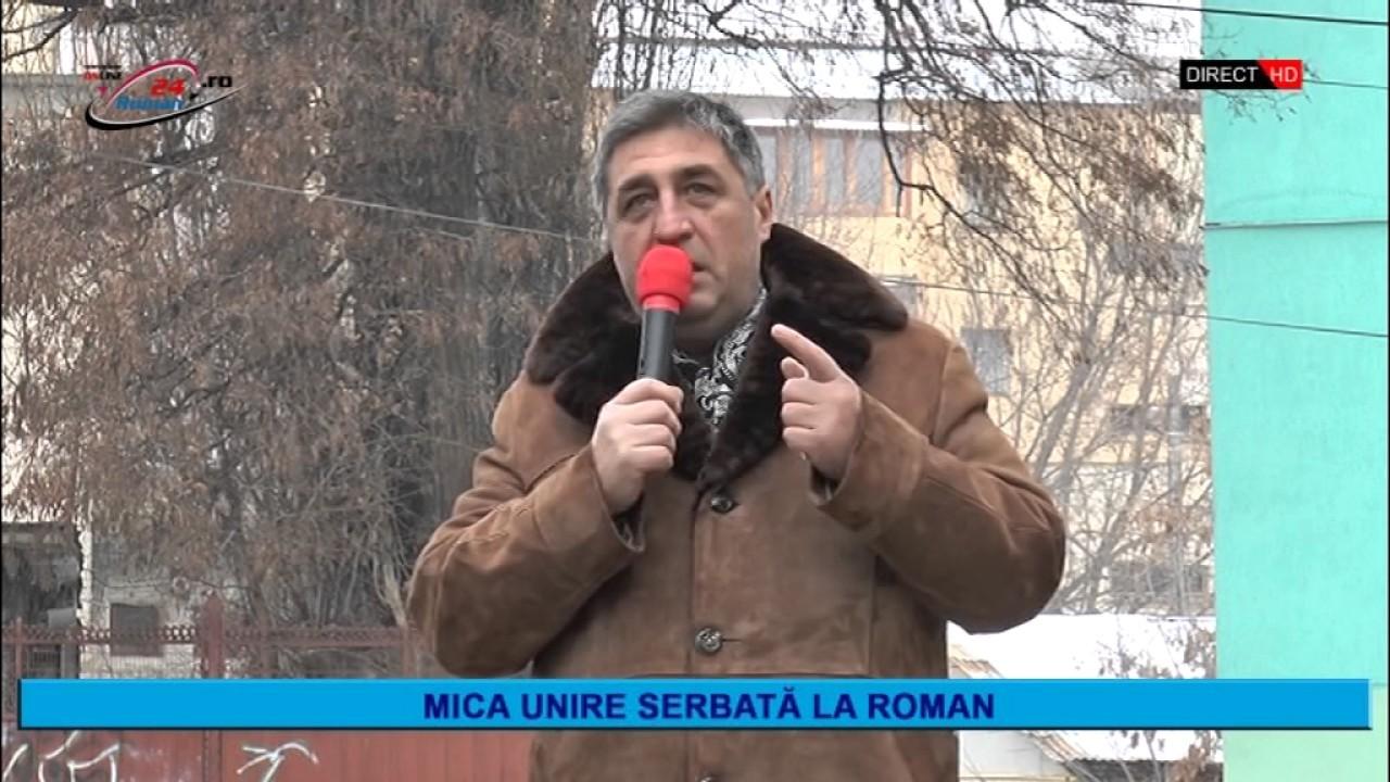 MICA UNIRE SERBATĂ LA ROMAN
