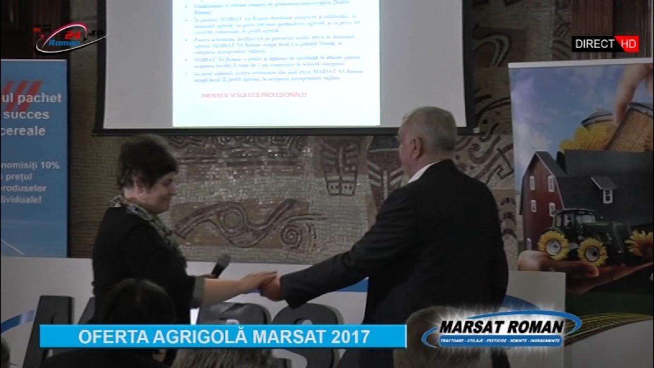 OFERTA AGRICOLA MARSAT 2017
