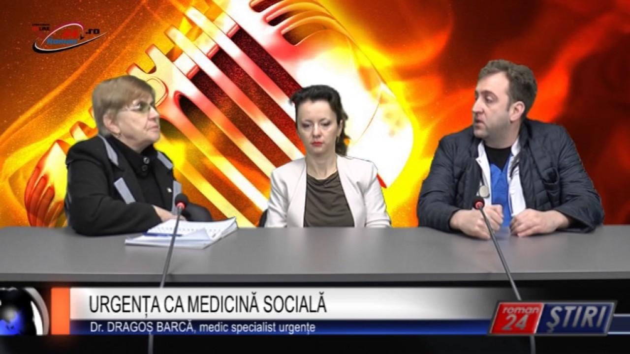 URGENȚA CA MEDICINĂ SOCIALĂ