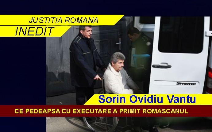 Sorin Ovidiu Vîntu, CONDAMNAT la 8 ani de închisoare în dosarul devalizării FNI.