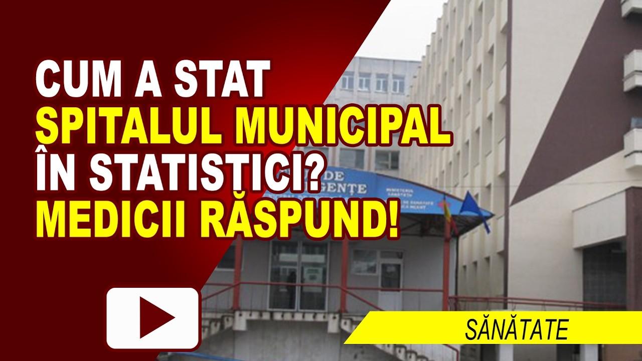 ACTIVITATEA MEDICALĂ ÎN STATISTICI