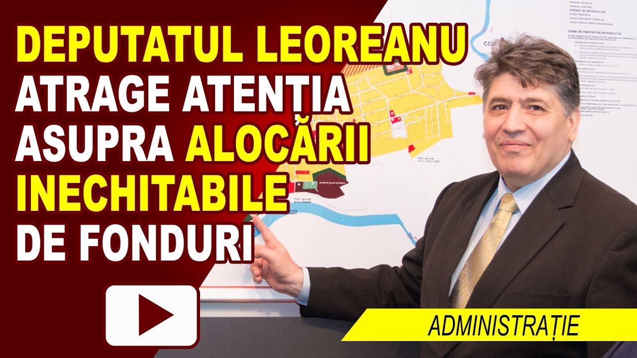 DEPUTATUL LEOREANU DESPRE MOLDOVA