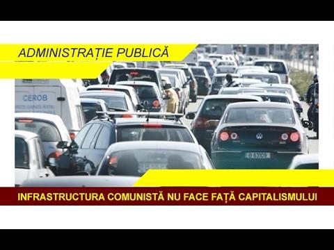 INFRASTRUCTURA COMUNISTĂ NU FACE FAȚĂ CAPITALISMULUI