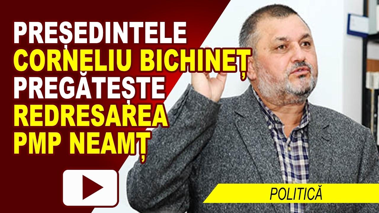 MĂSURI DE REDRESARE A PMP NEAMȚ