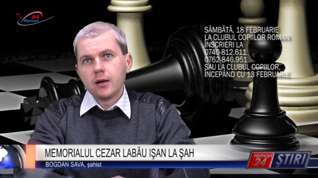 MEMORIALUL CEZAR LABĂU IŞAN LA ŞAH