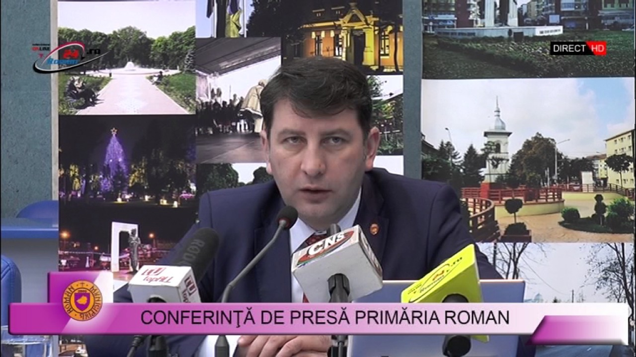 CONFERINTA DE PRESA PRIMARIA ROMAN 06.03.2017