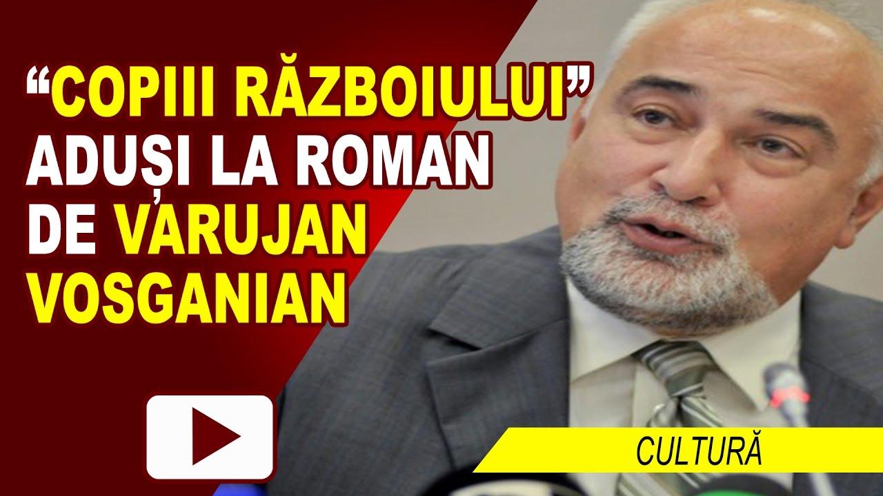 COPIII RĂZBOIULUI, LA ROMAN