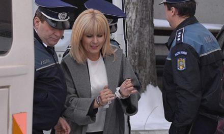 ELENA UDREA, 6 ANI DE ÎNCHISOARE CU EXECUTARE