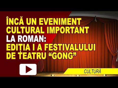 FESTIVAL DE TEATRU PENTRU COPII LA ROMAN