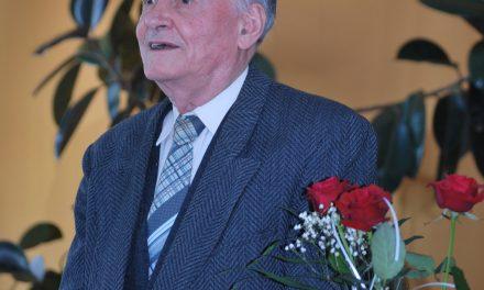 ACADEMICIANUL CULTURII ROMAȘCANE, SĂRBĂTORIT LA 92 DE ANI